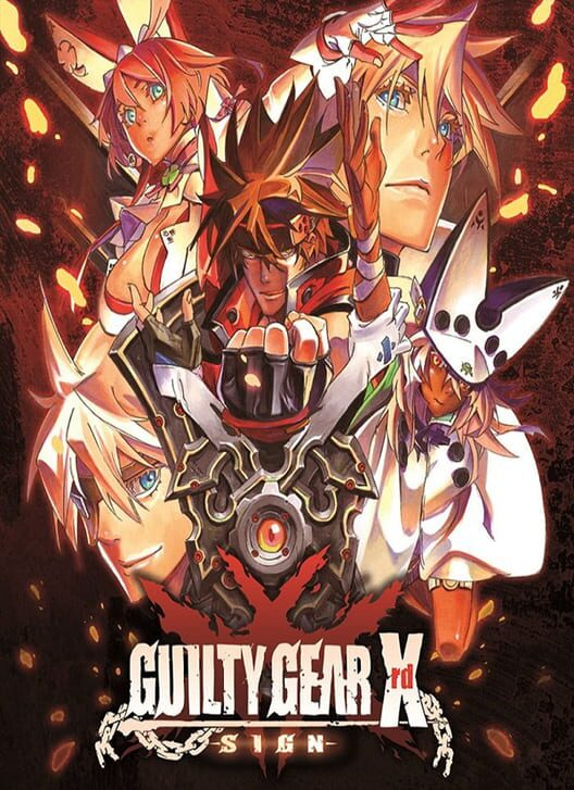 Guilty Gear Xrd: Sign image