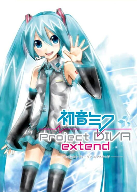 Hatsune Miku: Project DIVA Extend Display Picture