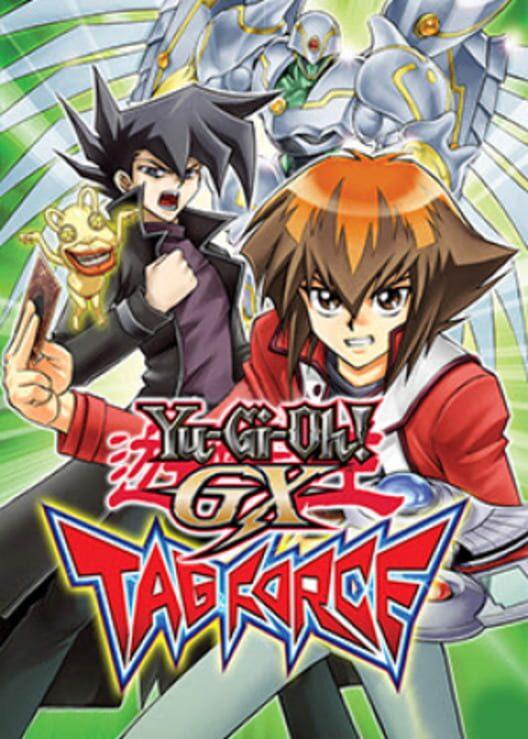 Yu-Gi-Oh! GX Tag Force image