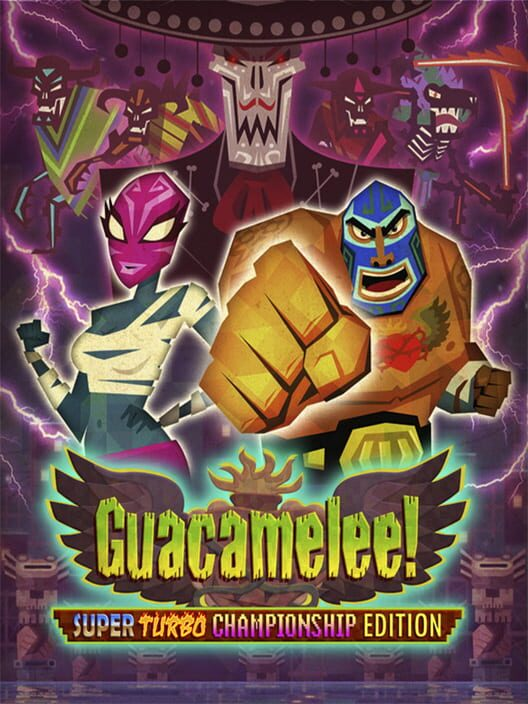 Guacamelee! Super Turbo Championship Edition image
