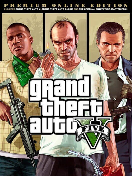 Grand Theft Auto V: Premium Online Edition image