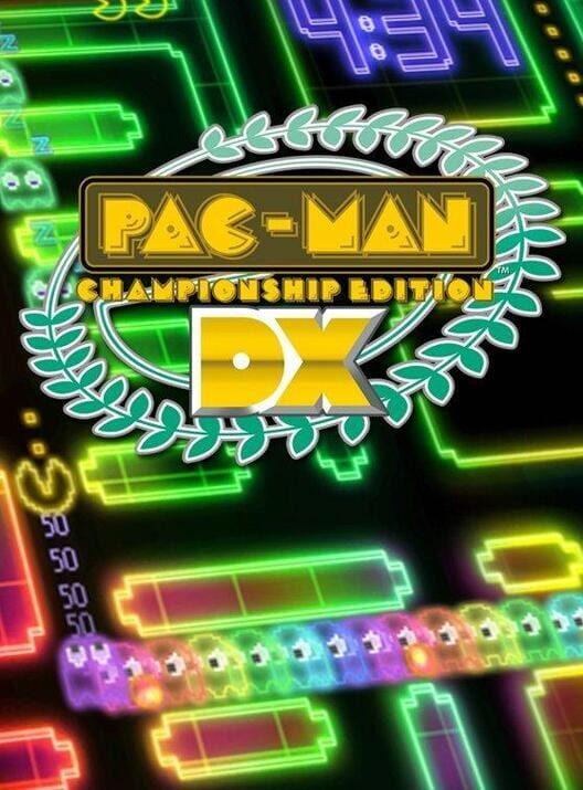 Pac-Man: Championship Edition DX image