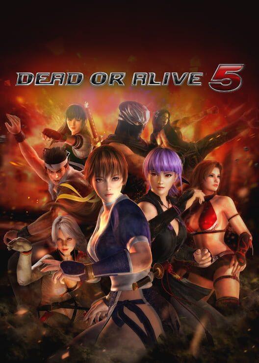 Dead or Alive 5 image