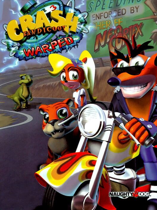 Crash Bandicoot: Warped image