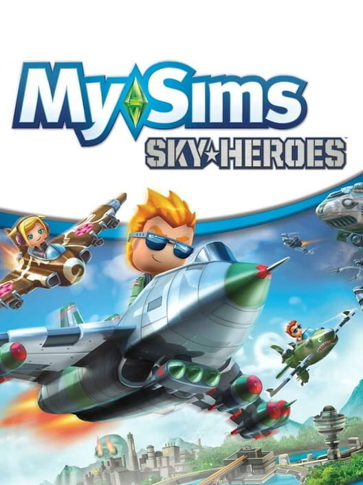 MySims SkyHeroes Display Picture