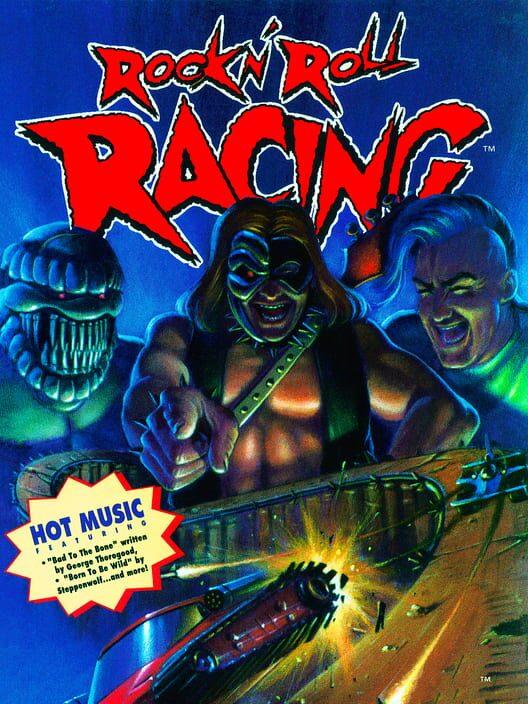 Rock n' Roll Racing Display Picture