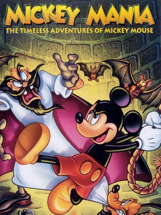 Mickey Mania: The Timeless Adventures of Mickey Mouse Display Picture