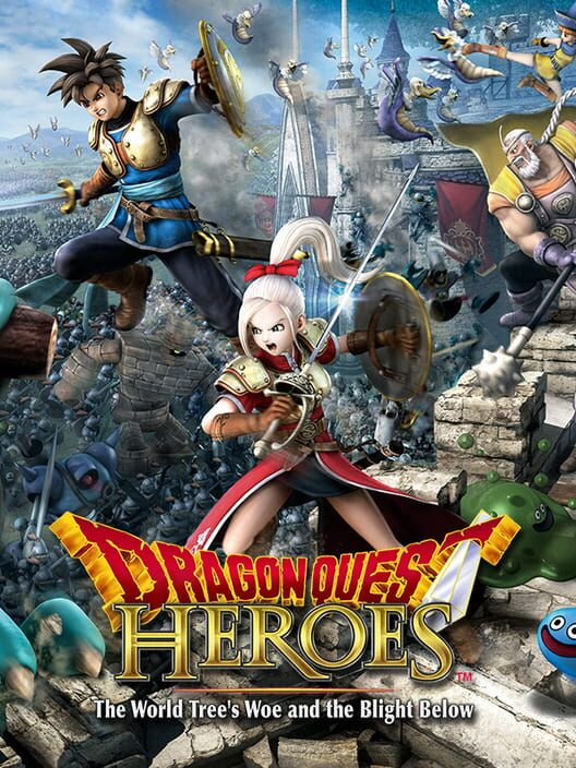 Dragon Quest Heroes: The World Tree's Woe and the Blight Below image