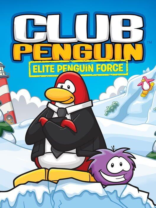 Club Penguin: Elite Penguin Force Display Picture