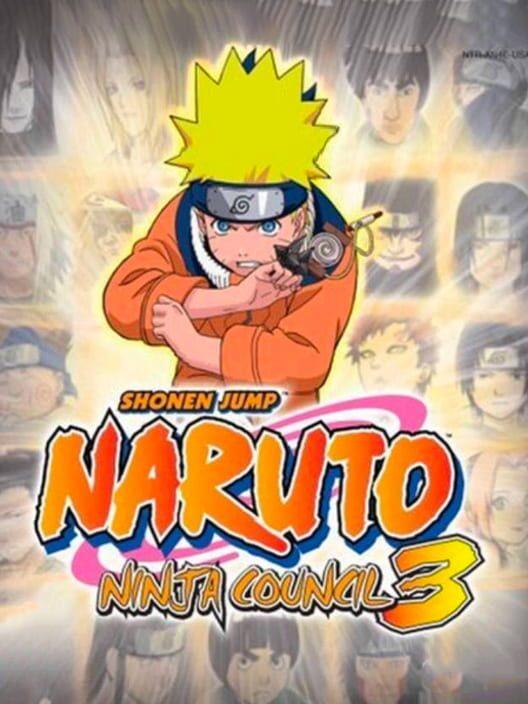 Naruto: Ninja Council 3 Display Picture