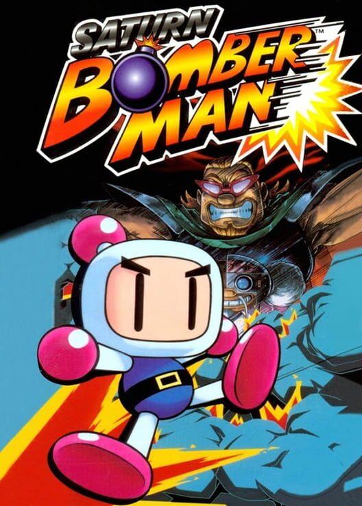 Saturn Bomberman image