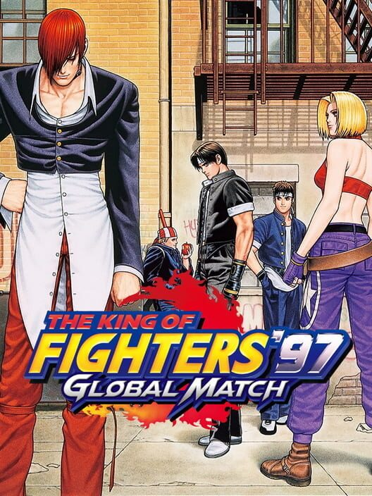 The King of Fighters '97 Global Match image
