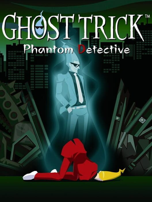 Ghost Trick: Phantom Detective Display Picture