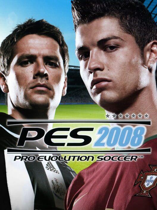 Pro Evolution Soccer 2008 Display Picture