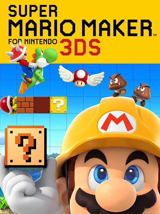 Super Mario Maker for Nintendo 3DS image