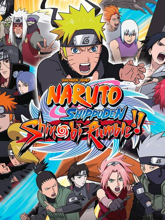 Naruto Shippūden: Shinobi Rumble image