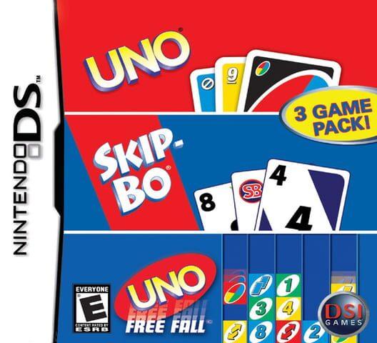 Uno / Skip-Bo / Uno Freefall Display Picture