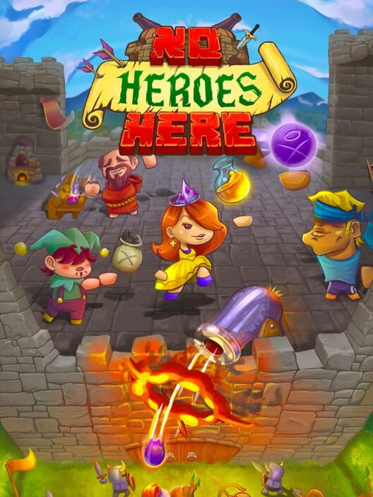 No Heroes Here image