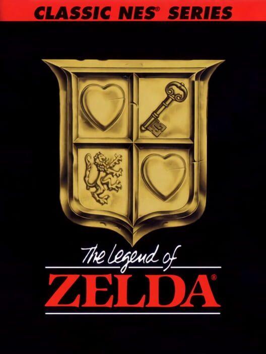 Classic NES Series: The Legend of Zelda image