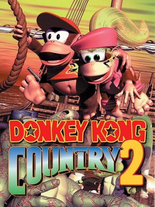 Donkey Kong Country 2: Diddy's Kong Quest Display Picture