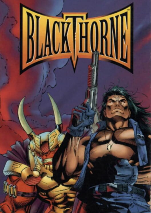 Blackthorne Display Picture