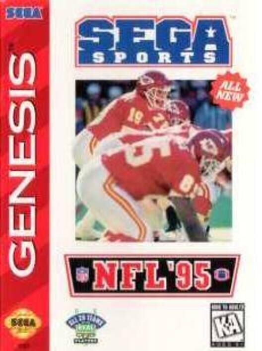NFL '95 Display Picture