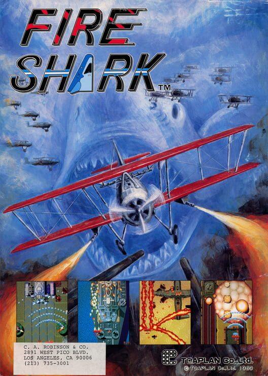 Fire Shark image