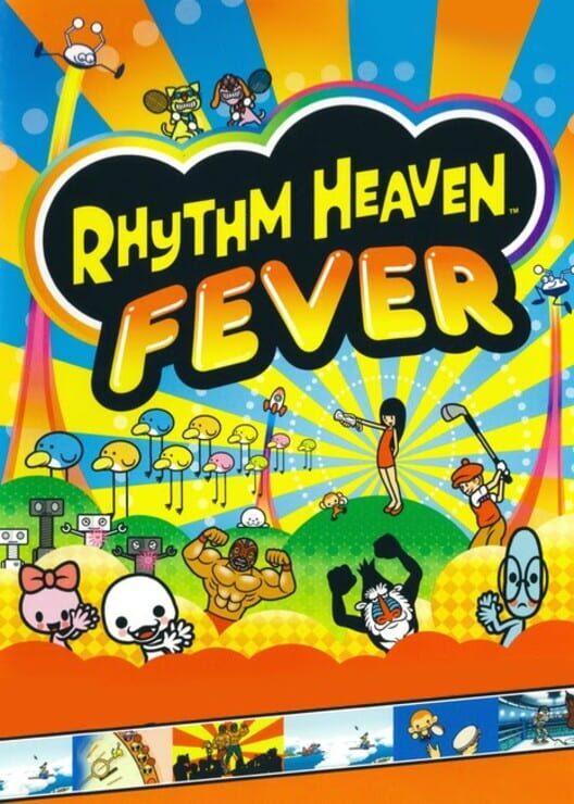 Rhythm Heaven Fever image