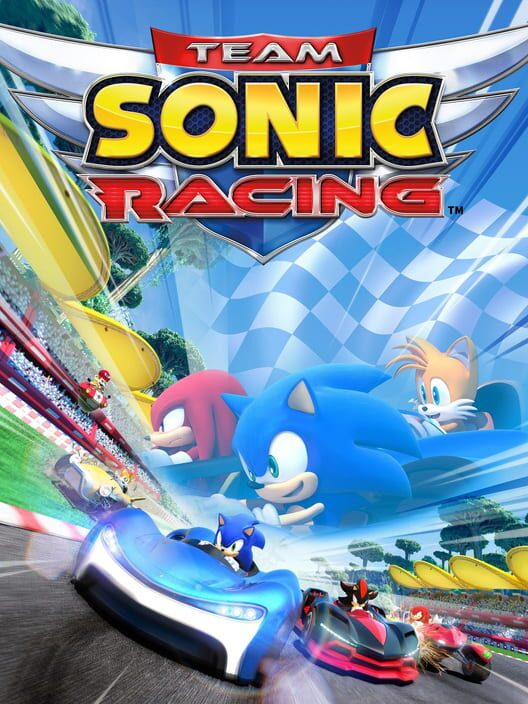 Team Sonic Racing image