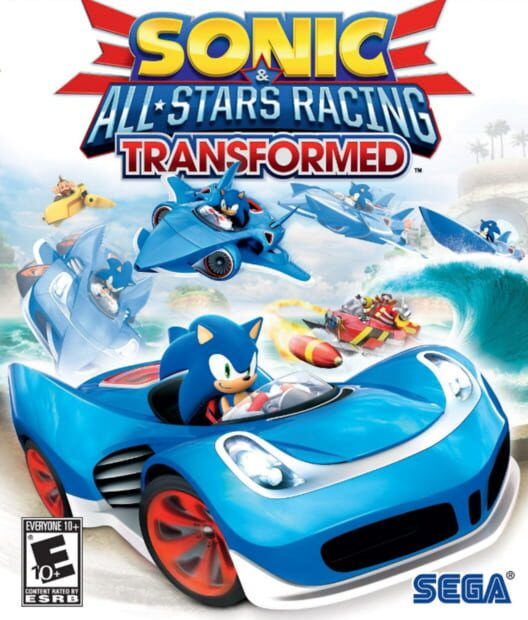 Sonic and SEGA All-Stars Racing Transformed image