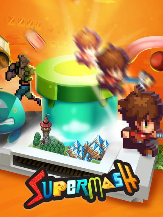 SuperMash Display Picture