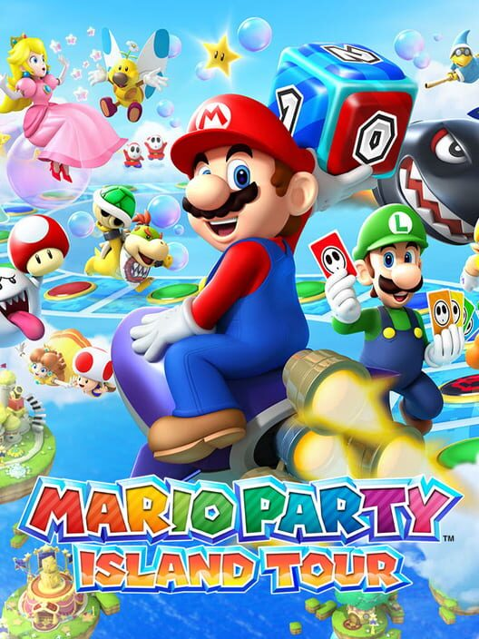 Mario Party Island Tour image