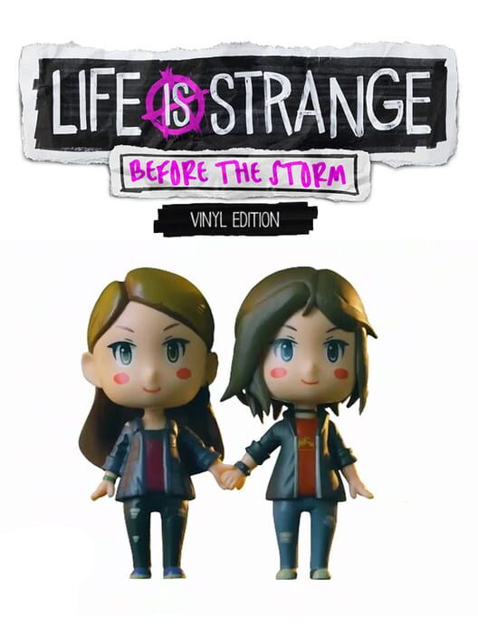 Life is Strange: Before the Storm - Vinyl Edition image