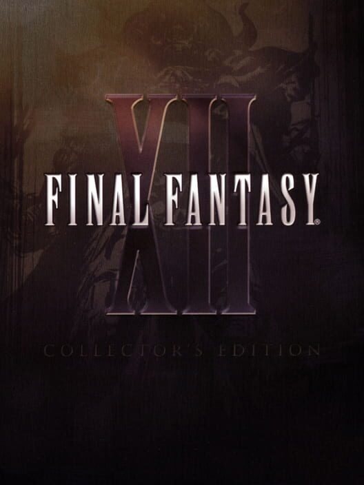 Final Fantasy XII: Collector's Edition image