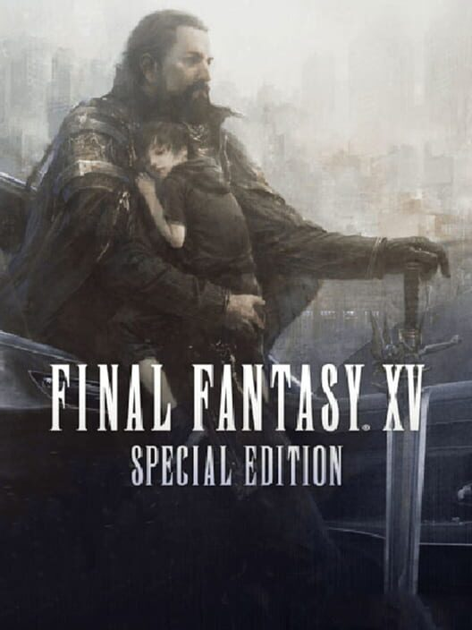 Final Fantasy XV: Day One Steelbook Edition image