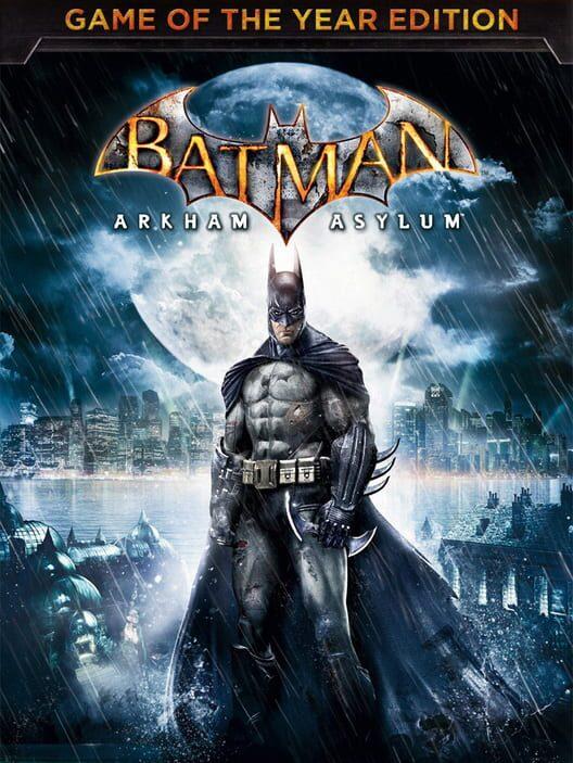 Batman: Arkham Asylum - Game of the Year Edition image