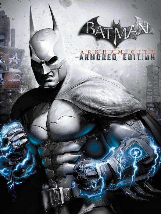 Batman: Arkham City - Armored Edition image