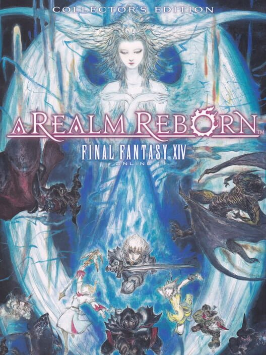 Final Fantasy XIV: A Realm Reborn - Collector's Edition image