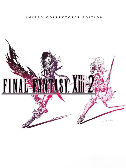 Final Fantasy XIII-2: Limited Collector's Edition image