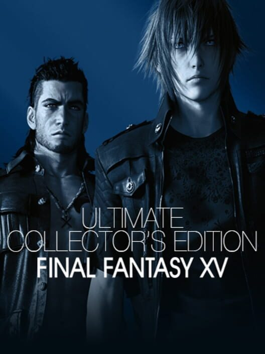 Final Fantasy XV: Ultimate Collector's Edition image