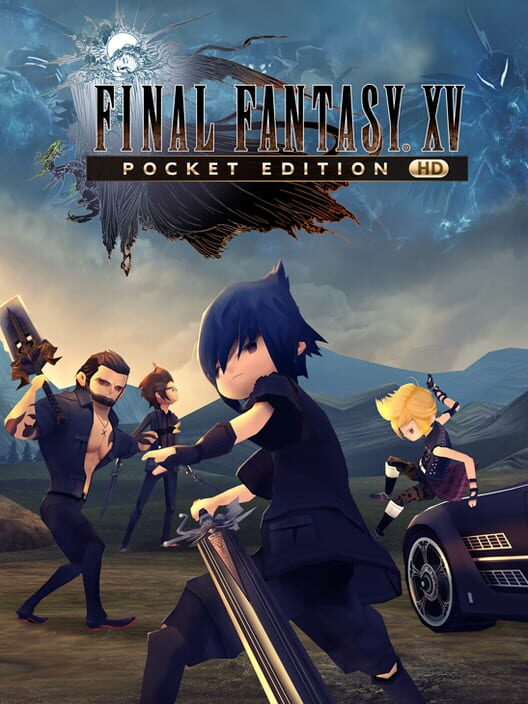 Final Fantasy XV Pocket Edition HD image