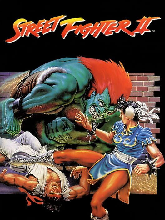 Street Fighter II image