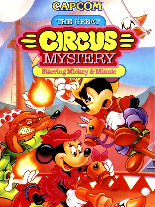 The Great Circus Mystery starring Mickey & Minnie image
