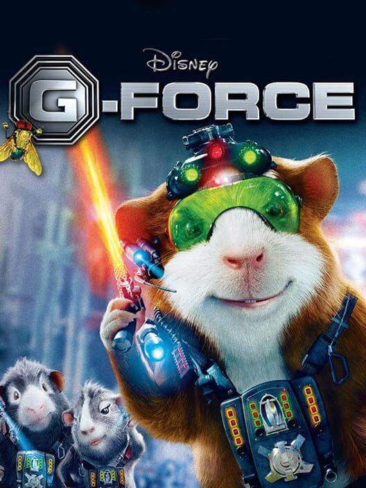 Disney G-Force image