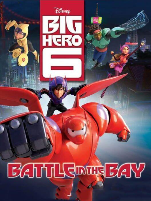 Disney Big Hero 6: Battle in the Bay image