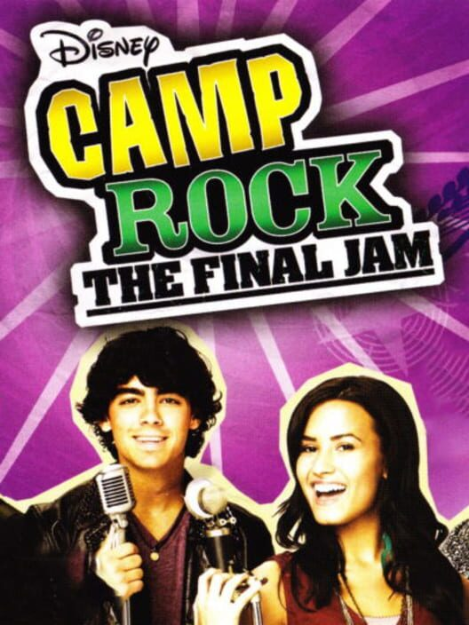 Disney Camp Rock: The Final Jam Display Picture