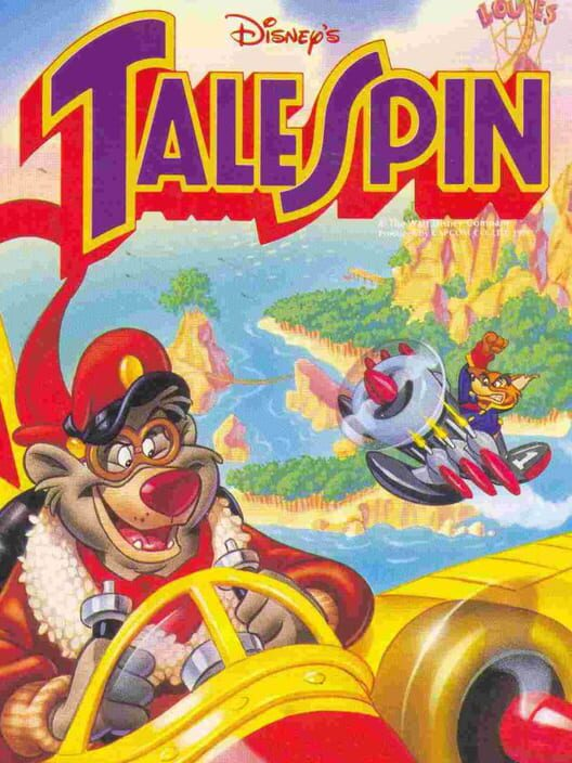 Disney's TaleSpin Display Picture