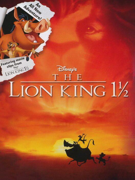 Disney's The Lion King 1½ image