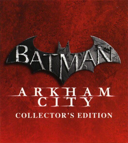 Batman: Arkham City - Collector's Edition image