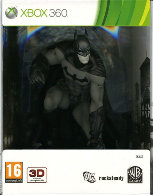 Batman: Arkham Origins - Collector's Edition image